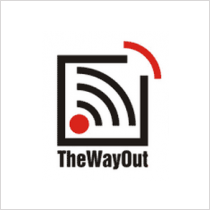 The WayOut Logo