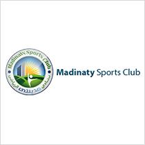 Madinaty Logo